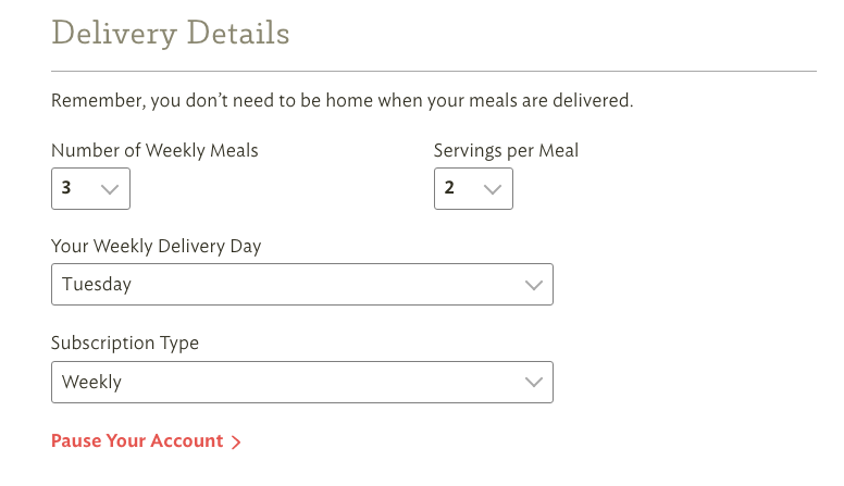 How do i cancel home chef for Time magazine subscription cancellation